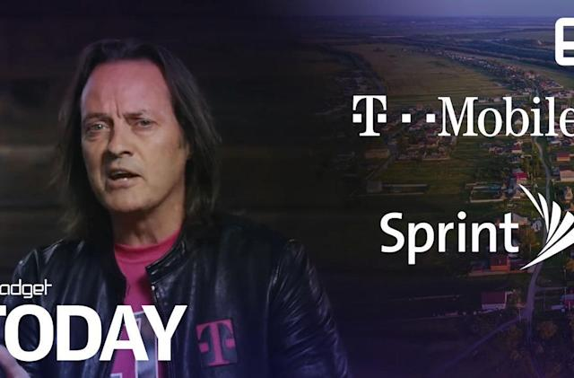 T-Mobile and Sprint will merge to create a 5G powerhouse