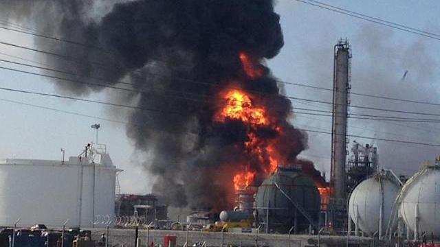 Louisiana plant explosion kills 1, injures 73