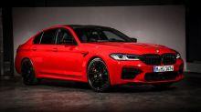 Next-gen BMW M5 packs 750-hp PHEV and 1,000-hp EV powertrains