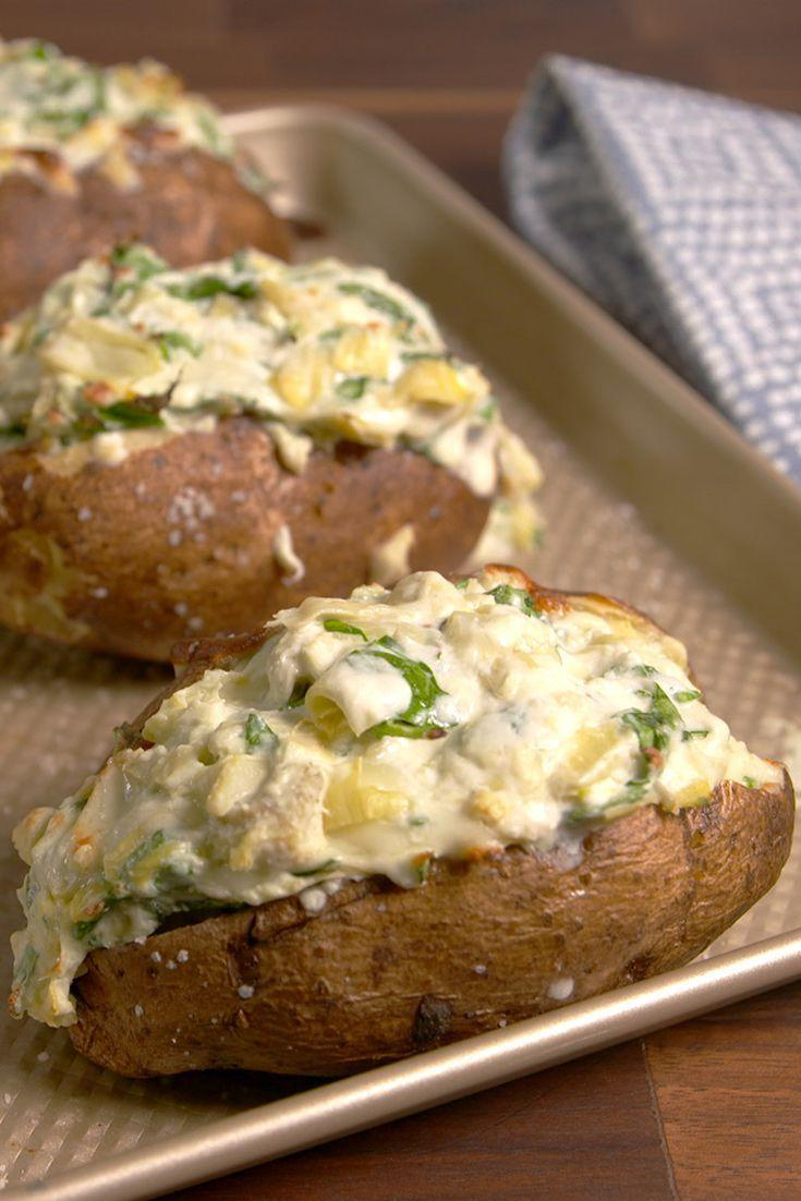 "<p>Give the old baked potato a major upgrade.</p><p>Get the recipe from <span>Delish</span>.</p><p><a href=""https://www.amazon.com/Pyrex-Prepware-3-Piece-Glass-Mixing/dp/B00LGLHUA0/"" rel=""nofollow noopener"" target=""_blank"" data-ylk=""slk:BUY NOW"" class=""link rapid-noclick-resp"">BUY NOW</a> <strong><em>Pyrex Mixing Bowls, $12.50, amazon.com</em></strong></p>"