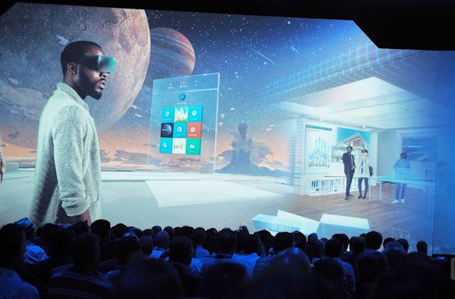 Windows Holographic coming to all Windows 10 PCs next year
