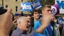 Pro-Union Labour MP Halts Campaign Because of 'Nationalist Mobs'