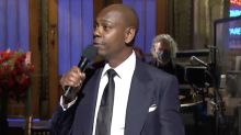 Dave Chappelle addresses Trump, racism and the coronavirus in a powerful 'SNL' monologue: 'Did I trigger you?'