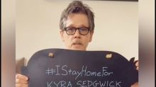 Kevin Bacon launches '6 Degrees' campaign encouraging people to stay home