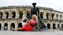 El alegato de Pamela Anderson contra las corridas de toros