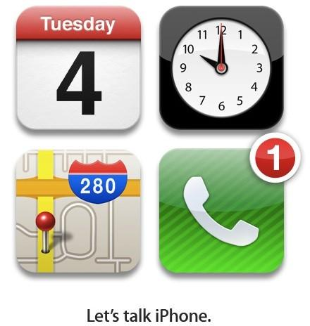 Apple wants to 'talk iPhone' on October 4th