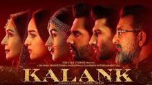 Kalank Box-Office Collection, Day 3: Alia Bhatt-Varun Dhawan's Chemistry Keeps The Flame Alive