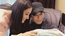 Grace Chan happy for Winki Lai and baby