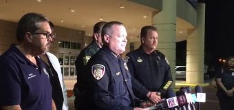 Suspect held in killing, wounding of Fla. officers