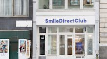 SmileDirectClub up after third quarter results
