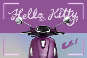 【PGO】攜手三麗鷗創造「紫」屬於你!Hello Kitty Ur1迷人上市