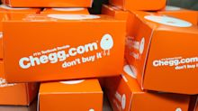 Chegg CEO: 'We need to make learning more available and adaptive'