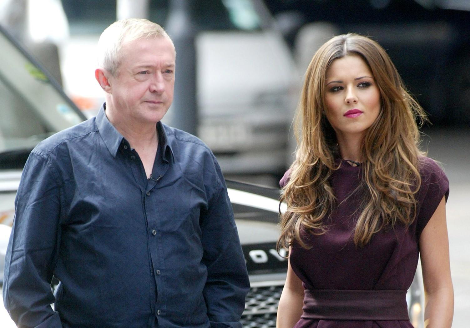 'The X Factor' judge Louis Walsh says Cheryl could only win the singing competition if she lip-synced