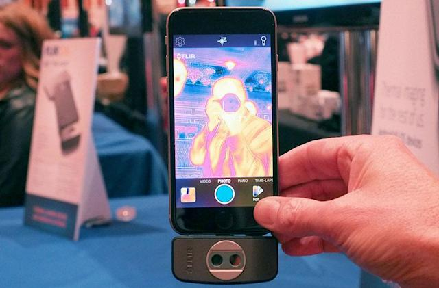 FLIR's second-generation thermal camera now works with (almost) any smartphone