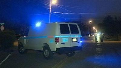 Officer On Leave After Hair Street Shooting