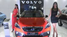 Volvo recalls 500,000 cars because of a faulty engine component