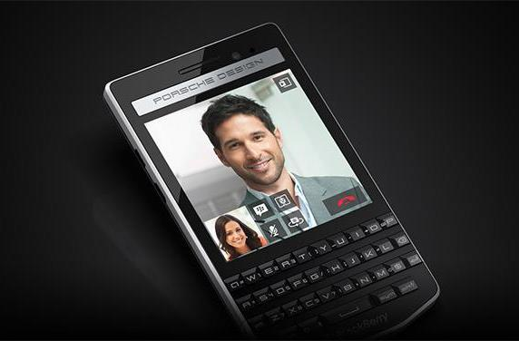 BlackBerry's latest Porsche Design smartphone is real, ridiculous