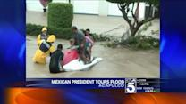 Storms Slam Mexico, Strand Thousands Of Tourists
