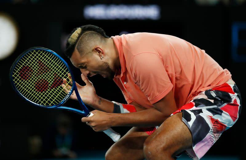 'I was in a dark place' - Kyrgios opens up on mental health battle