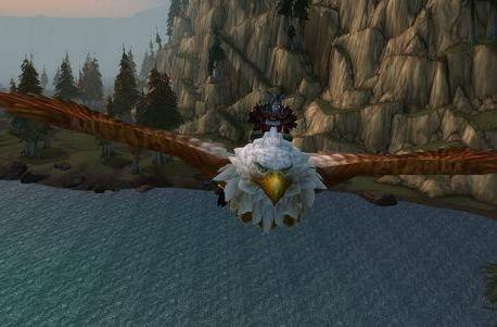 Bashiok on the lack of flight in Warlords of Draenor