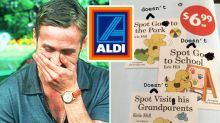 Aldi mum's 'hilarious' coronavirus catalogue edit