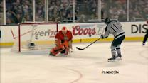 Penalty Shot: Anze Kopitar vs Jonas Hiller