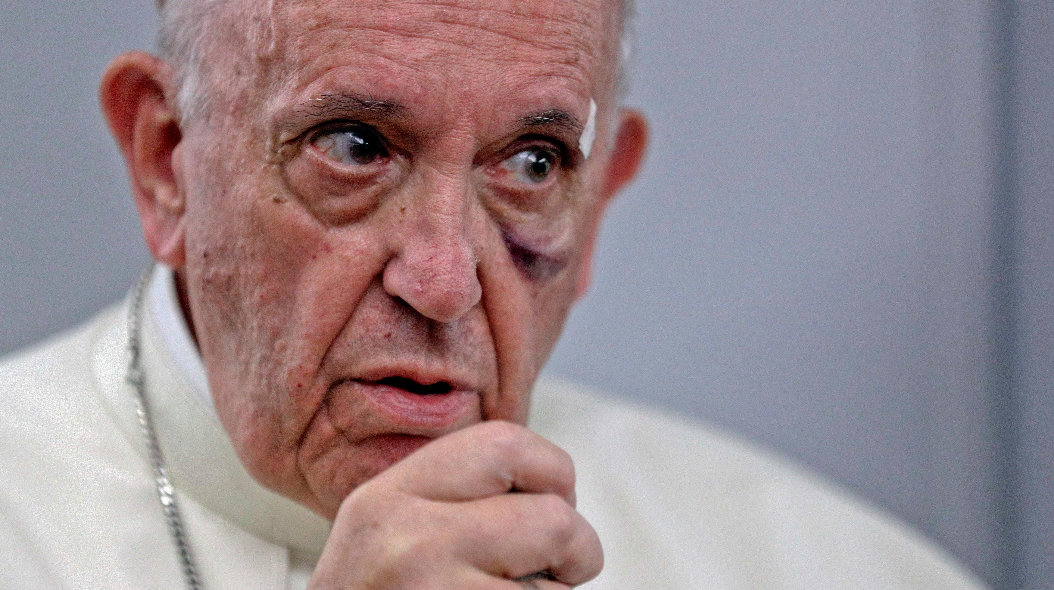Pope Francis On Climate Change Denial: 'Man Is Stupid'