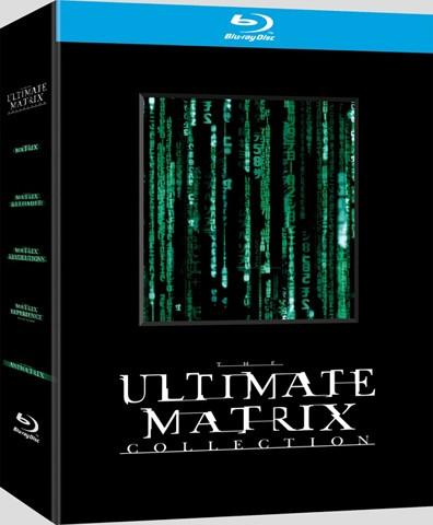 The Ultimate Matrix Collection to make Blu-ray debut on October 14th