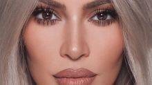 People are criticizing the way Kim Kardashian sits