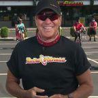Joe Piscopo on New Jersey gym operating outdoors amid lockdown