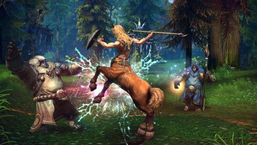 The Daily Grind: Did you participate in TERA's first beta weekend?