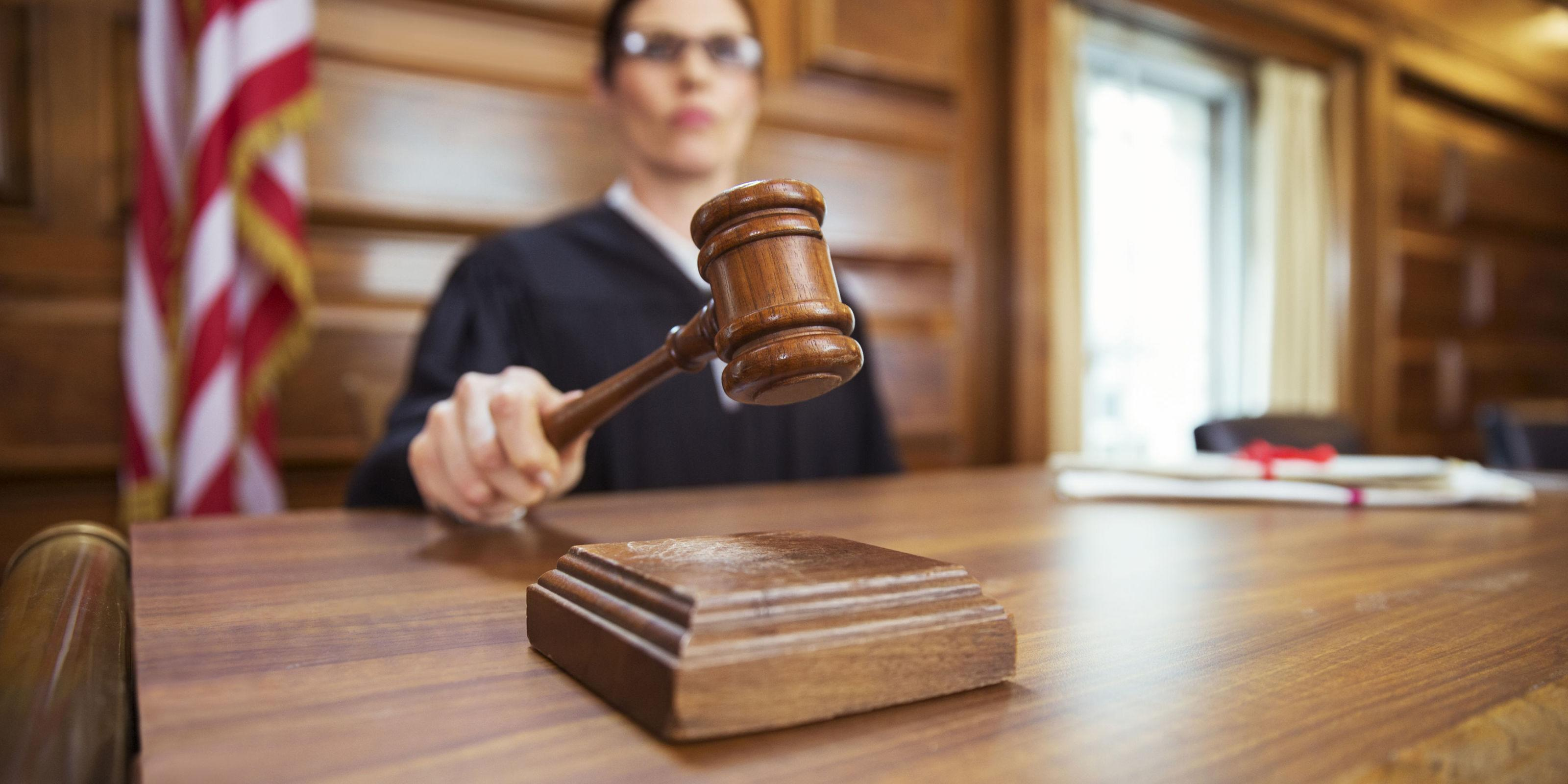 How do you find out your court date online