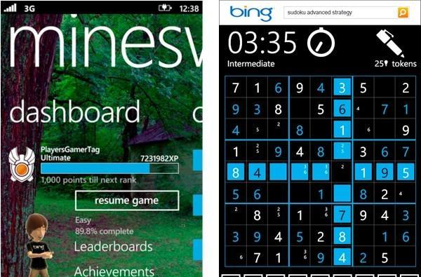 Minesweeper, Sudoku now available for Windows Phone users, procrastinators