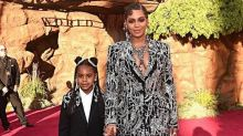 Beyoncé makes Blue Ivy cringe as she cracks Snoop Dogg joke