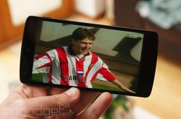 Virgin Media customers finally get access to Sky Sports' Android app
