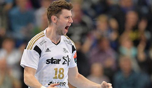 Handball:: Kiel nach Hannover-Blackout wieder Zweiter