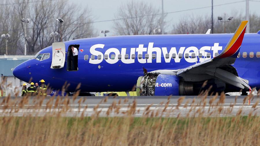 Chilling details from fatal Southwest flight