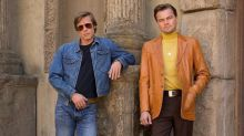 Leo DiCaprio and Brad Pitt go full '60s in first 'Once Upon a Time in Hollywood' photo