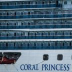 Cruise ship with two coronavirus dead aboard docks in Miami