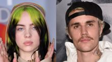 Billie Eilish says she cares about Justin Bieber 'more than anyone' in her life