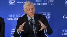 The two people CEOs need most in their life, according to McKinsey chief Dominic Barton