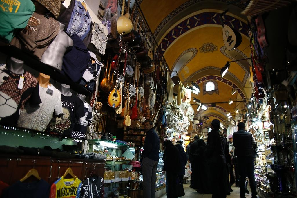 Grand Bazaar to get much-needed facelift