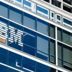 IBM reports third straight quarter of revenue declines