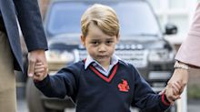 Prince George is 'shy and serious' and already feels 'sense of responsibility' as a future king ahead of sixth birthday tomorrow