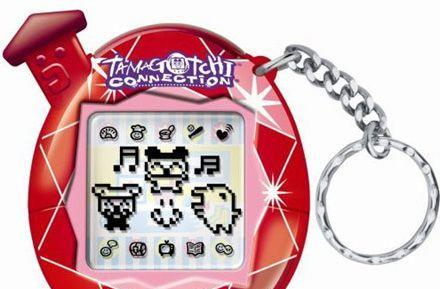 Tamagotchi Connection V5: oh no, now the family's involved