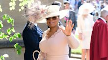 Oprah Winfrey surprised Harry and Meghan spoke about racist royal comment