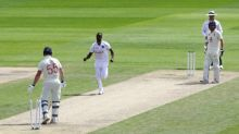 West Indies' Roach proud to join 200 club as Broad and Anderson roll on