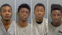 Jailed for life: The gang members who filmed the brutal murder of a teen on Snapchat