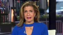 Hoda Kotb gets emotional after interview about her beloved New Orleans