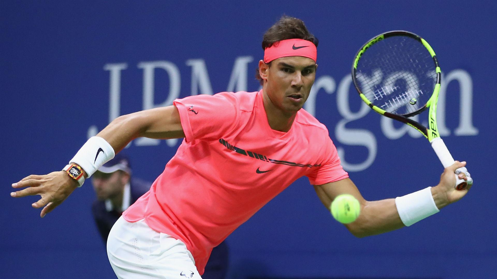 U S Open 2017 Rafael Nadal Cruises To Set Up Possible Semi Vs Roger Federer